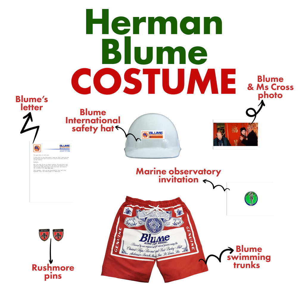 Herman Blume Costume