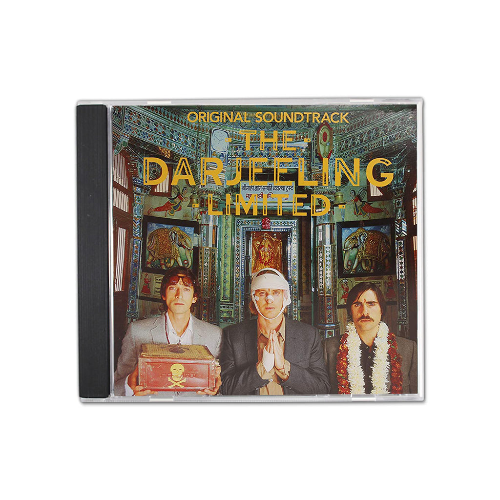 The Darjeeling Limited Original Soundtrack CD