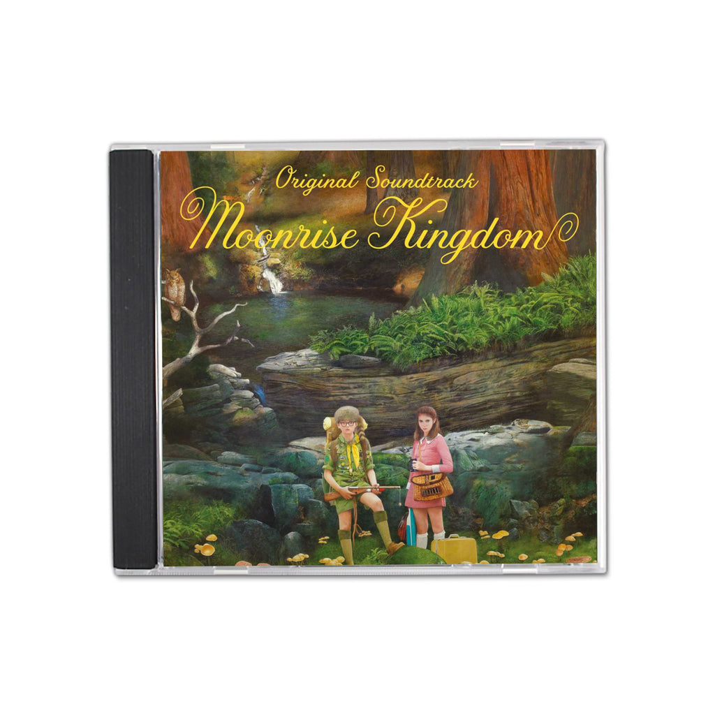 Moonrise Kingdom Original Soundtrack CD