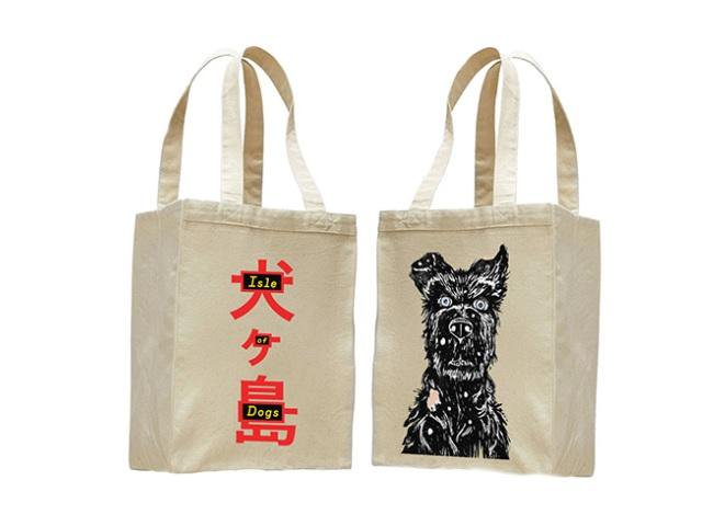 Chief Tote Bag Isle Of Dogs