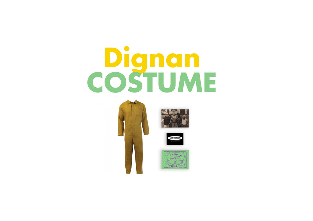 Dignan Costume Bottle Rocket