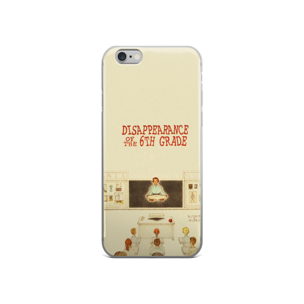 Disappearance Of The 6th Grade iPhone Case Moonrise Kingdom - Wes-Anderson.com  - 3