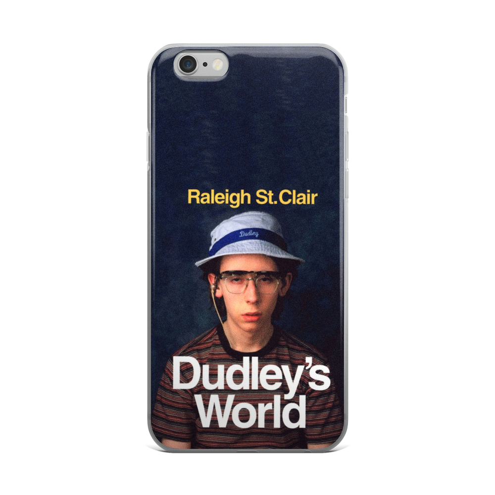 Dudley's World iPhone Case Royal Tenenbaums - Wes-Anderson.com  - 1