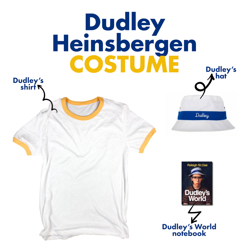 Dudley Heinsbergen Costume The Royal Tenenbaums