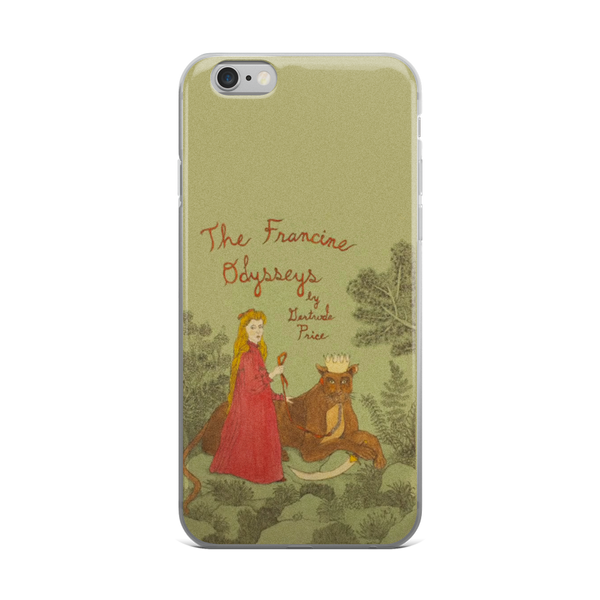 The Francine Odyssey iPhone Case Moonrise Kingdom - Wes-Anderson.com  - 1
