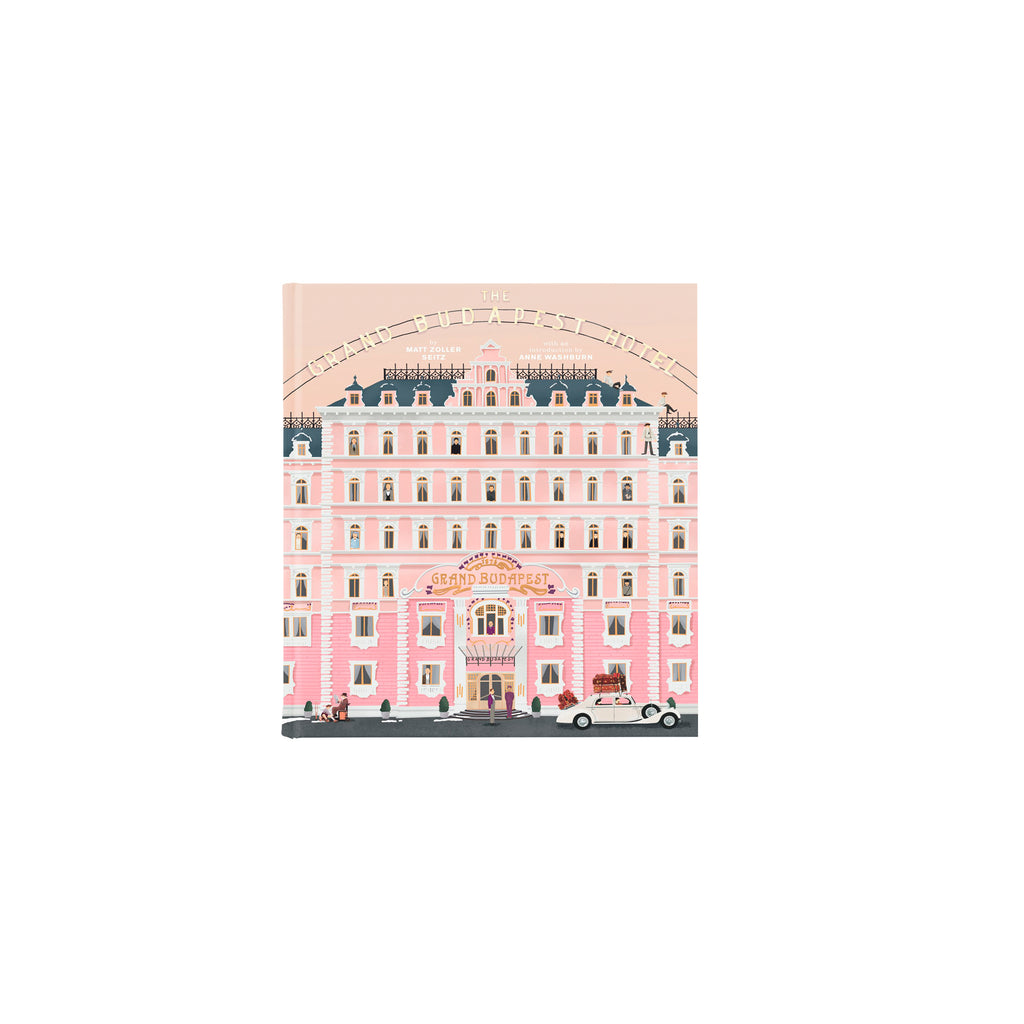 The Wes Anderson Collection The Grand Budapest Hotel Hardcover