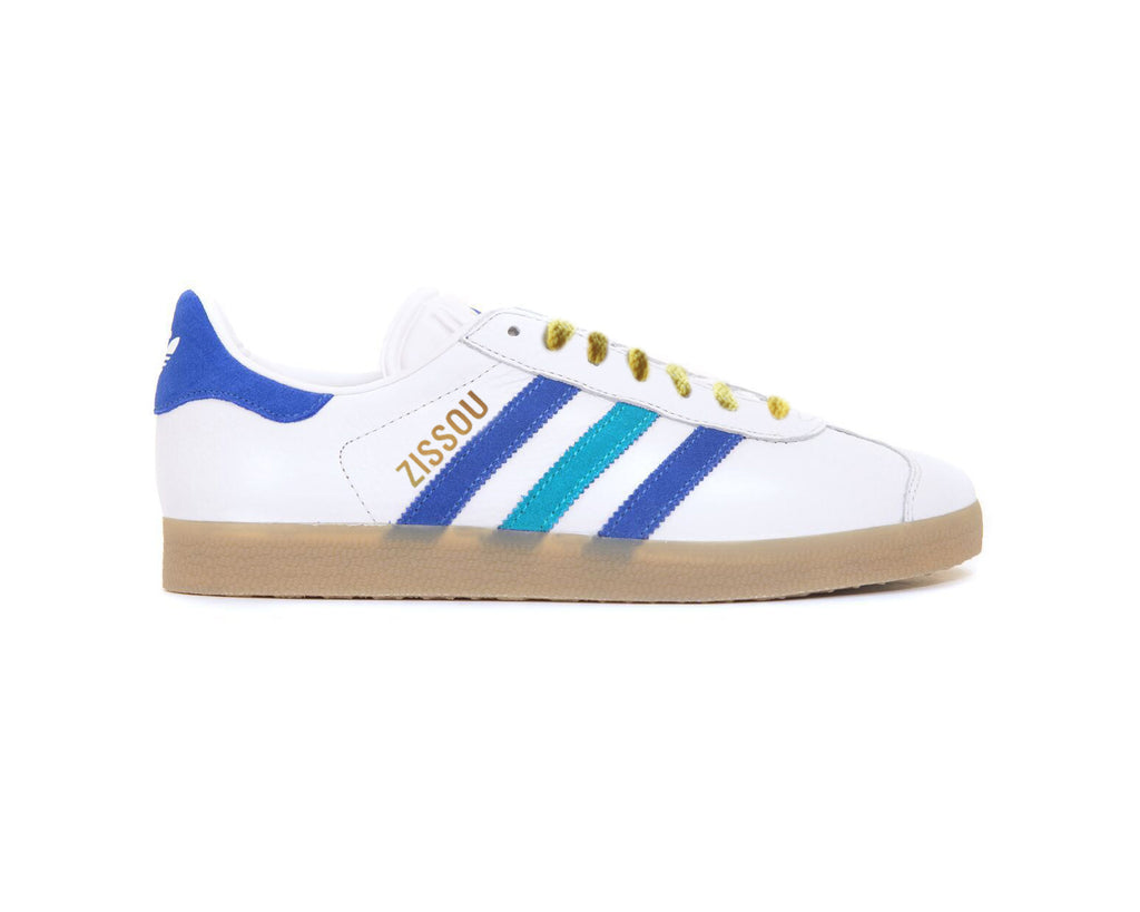Adidas Gazelle Zissou Trainers Limited Edition Life Aquatic With Steve Zissou