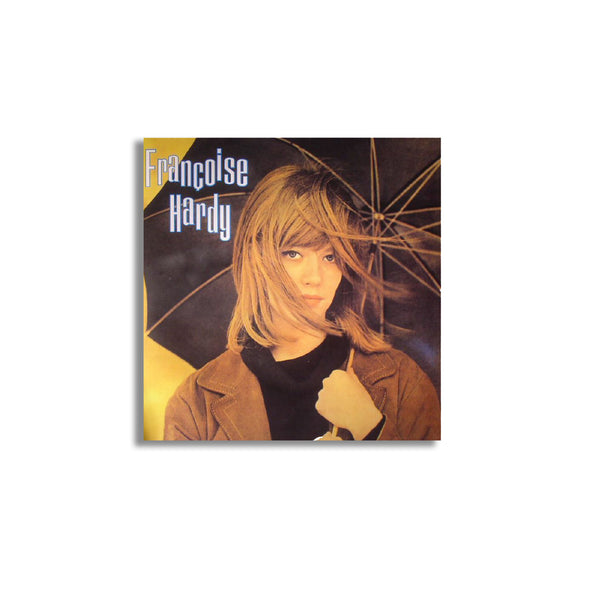 The Yeh-Yeh Girl From Paris Francoise Hardy Vinyl LP Moonrise Kingdom - Wes-Anderson.com  - 1