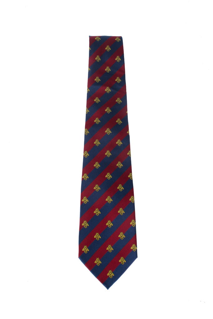 Max Fischer Necktie Stripe School Uniform Rushmore
