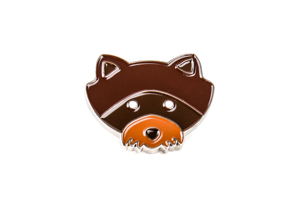 Raccoon Pin Moonrise Kingdom
