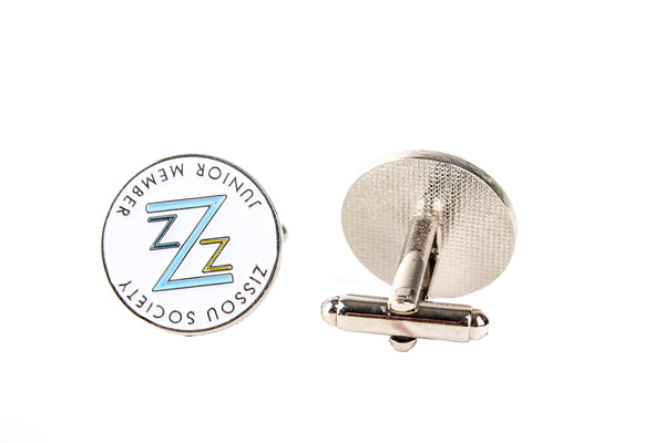 Zissou Society Junior Member Cufflinks The Life Aquatic With Steve Zissou
