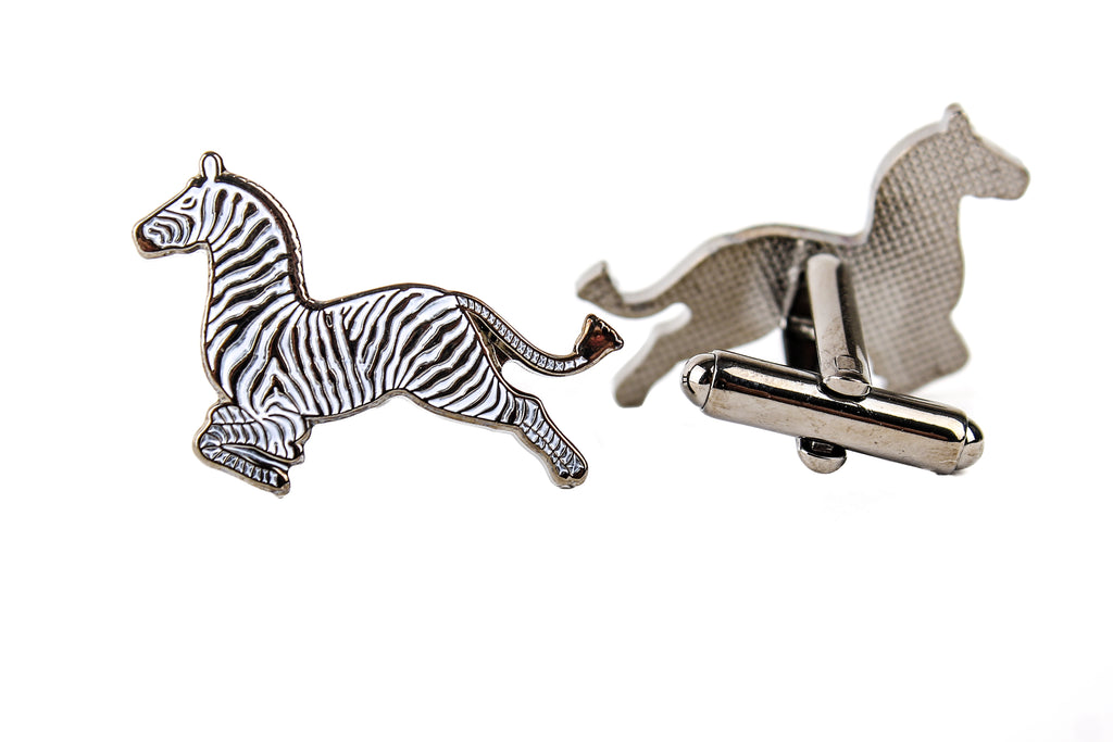 Zebras Cufflinks The Royal Tenenbaums