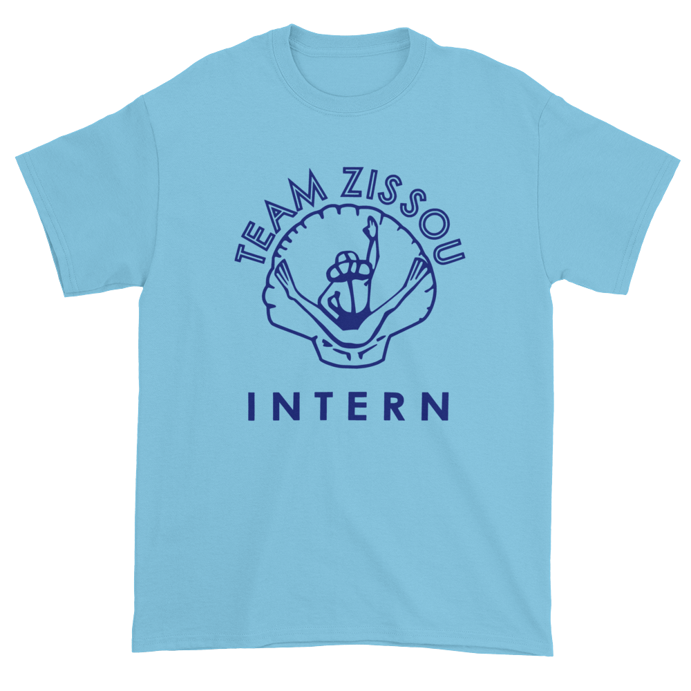 Intern Team Zissou T-Shirt The Life Aquatic With Steve Zissou