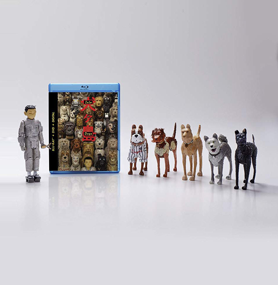Isle Of Dogs Collectible Gift Set