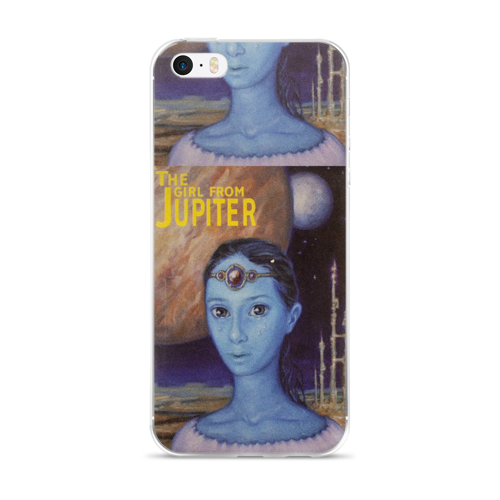 The Girl From Jupiter iPhone Case Moonrise Kingdom - Wes-Anderson.com  - 2
