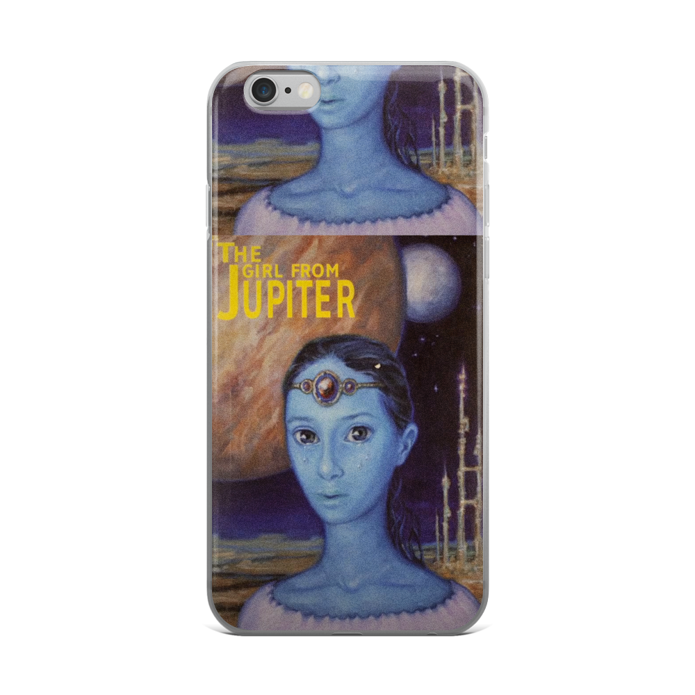 The Girl From Jupiter iPhone Case Moonrise Kingdom - Wes-Anderson.com  - 1