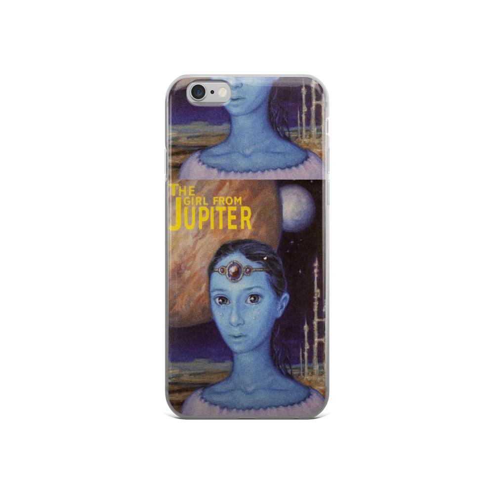 The Girl From Jupiter iPhone Case Moonrise Kingdom - Wes-Anderson.com  - 3