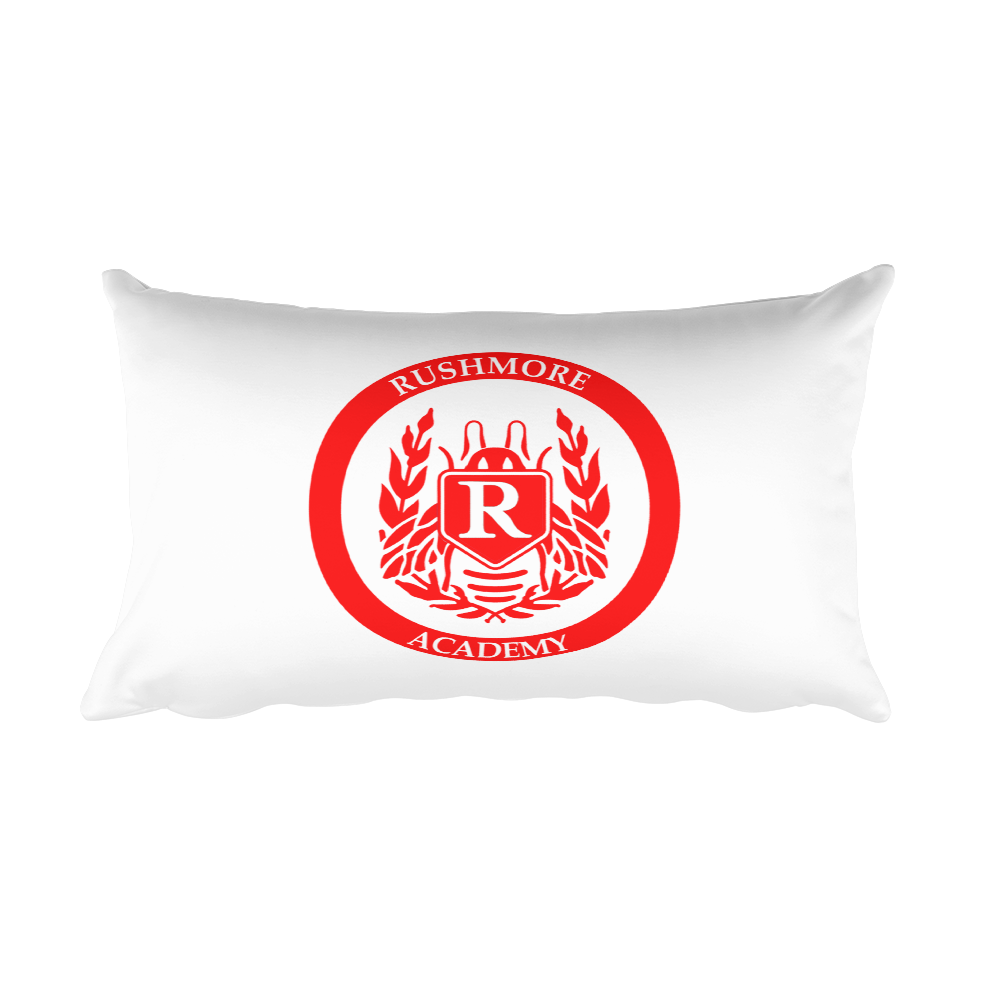 Rushmore Academy Pillow - Wes-Anderson.com