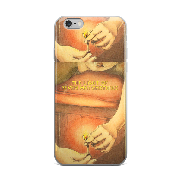 The Light Of Seven Matchsticks iPhone Case Moonrise Kingdom - Wes-Anderson.com  - 1