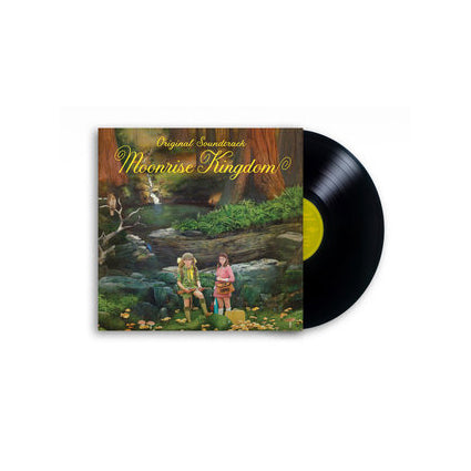 Moonrise Kingdom Original Soundtrack Vinyl