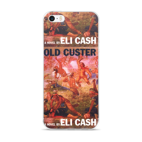 Old Custer iPhone Case The Royal Tenenbaums - Wes-Anderson.com  - 2