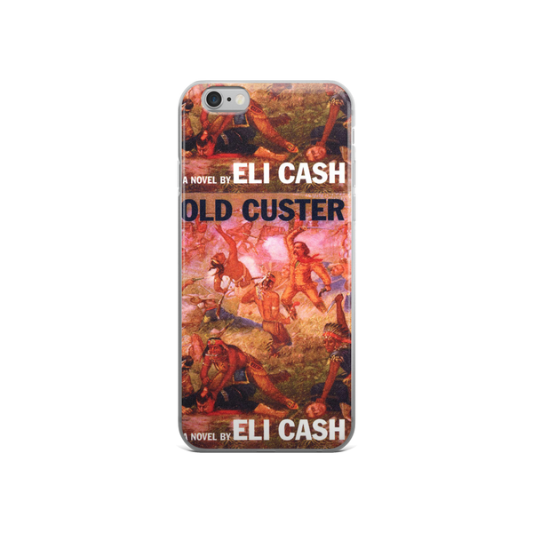 Old Custer iPhone Case The Royal Tenenbaums - Wes-Anderson.com  - 3