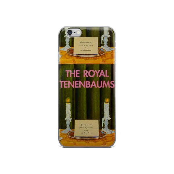 The Royal Tenenbaums iPhone Case - Wes-Anderson.com  - 3
