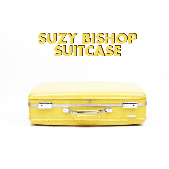 Suzy Bishop Luggage Moonrise Kingdom