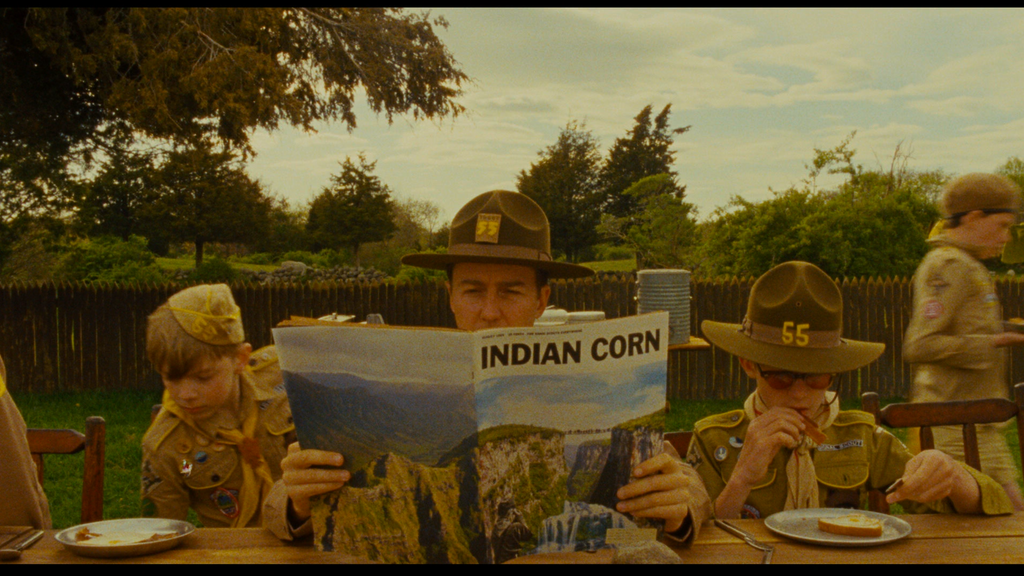 Moonrise Kingdom Notebook Set: Coping With The Very Troubled Child | Indian Corn