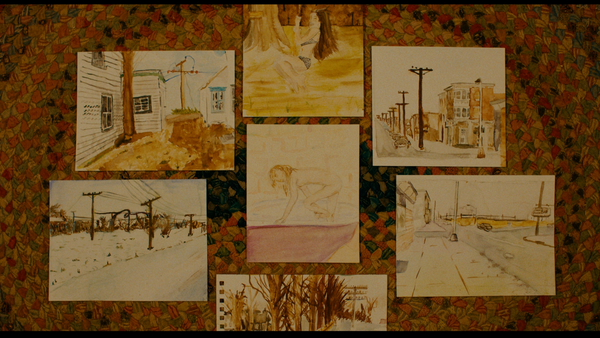 Moonrise Kingdom Sam Shakusky Watercolour Cards Set - Wes-Anderson.com  - 2