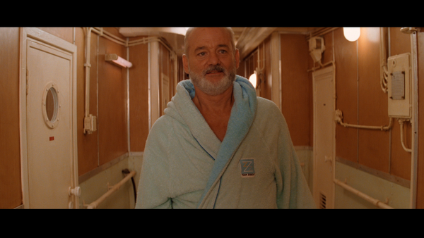 Team Zissou Bathrobe The Life Aquatic With Steve Zissou - Wes-Anderson.com  - 2