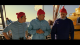 Team Zissou Sweater Navy Crew Neck Jumper Unisex - Wes-Anderson.com  - 4