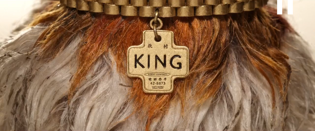 King ID Tag Isle Of Dogs