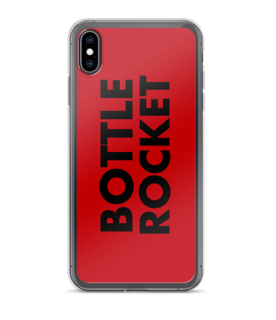 Bottle Rocket iPhone Case