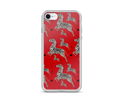 Zebras iPhone Case Royal Tenenbaums