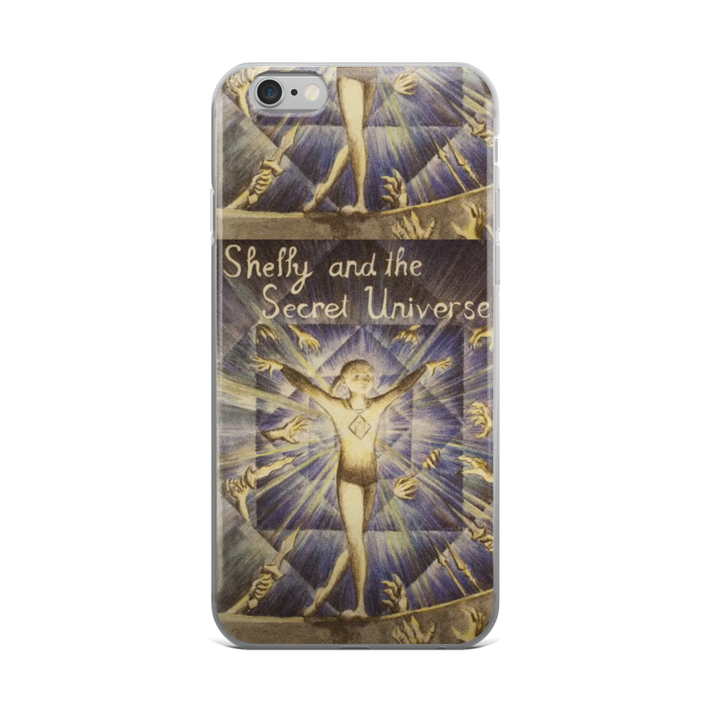 Shelly And The Secret Universe iPhone Case Moonrise Kingdom - Wes-Anderson.com  - 1