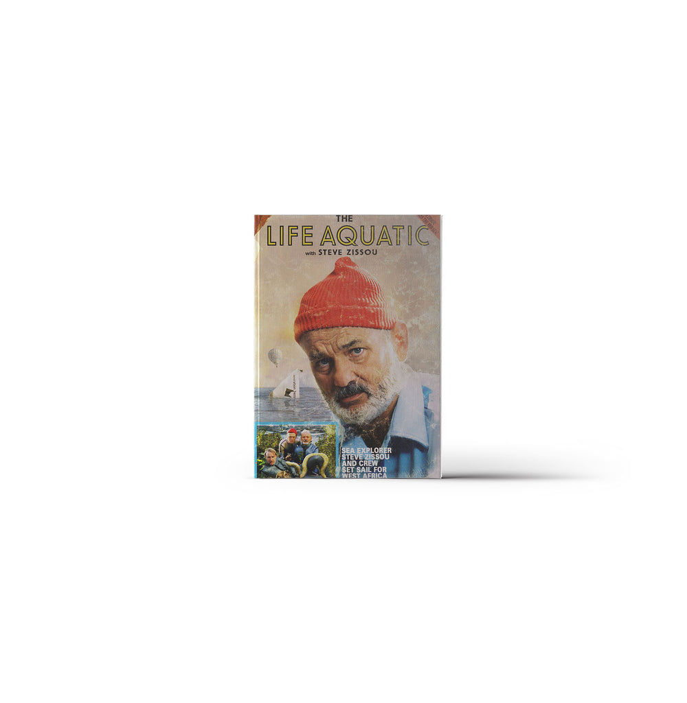 The Life Aquatic With Steve Zissou Screenplay