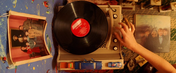 The Rolling Stones ‎Between The Buttons LP Vinyl The Royal Tenenbaums - Wes-Anderson.com  - 2