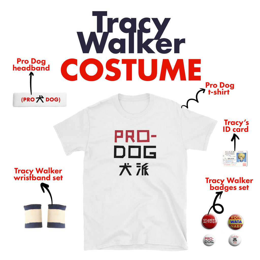 Tracy Walker Costume
