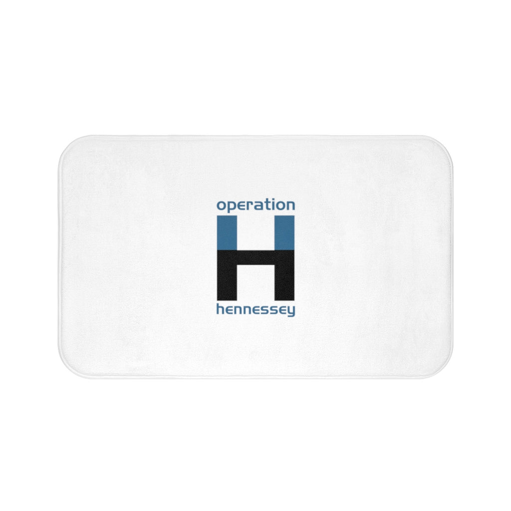Operation Hennessey Bath Mat