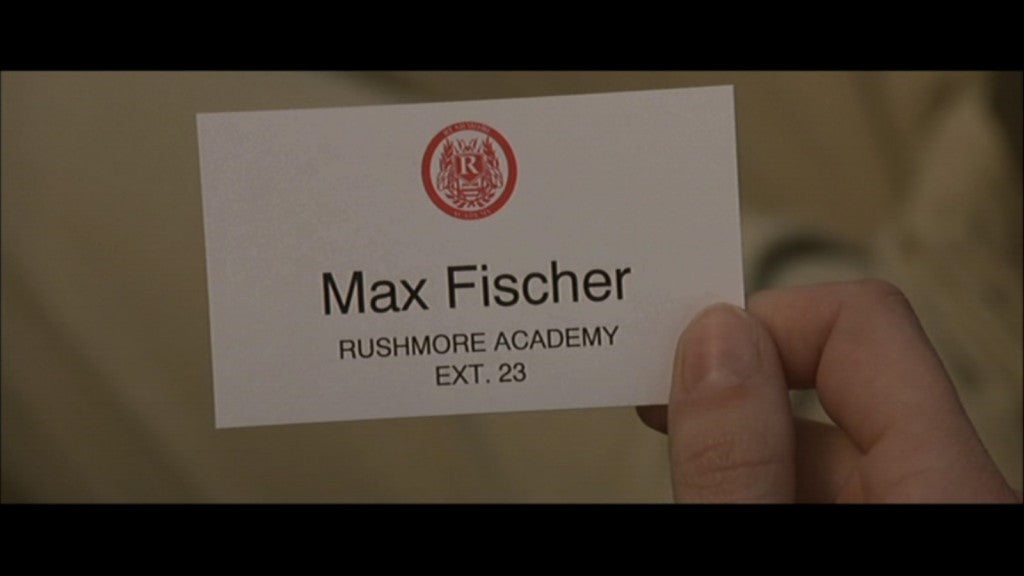 Max Fischer Business Card