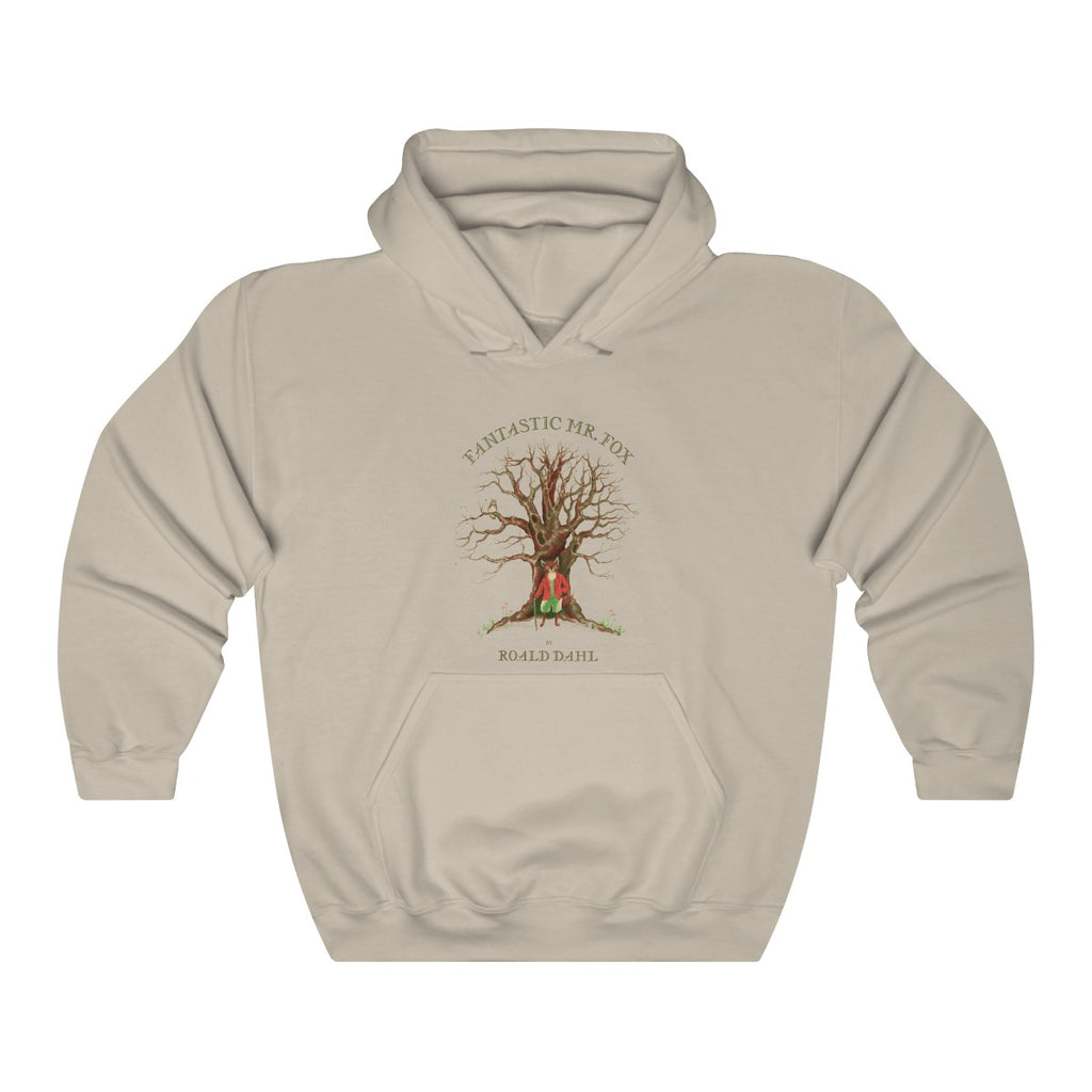 Fantastic Mr Fox Hooded Sweatshirt