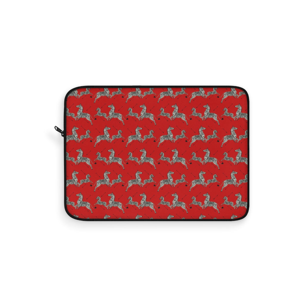Zebras Laptop Sleeve