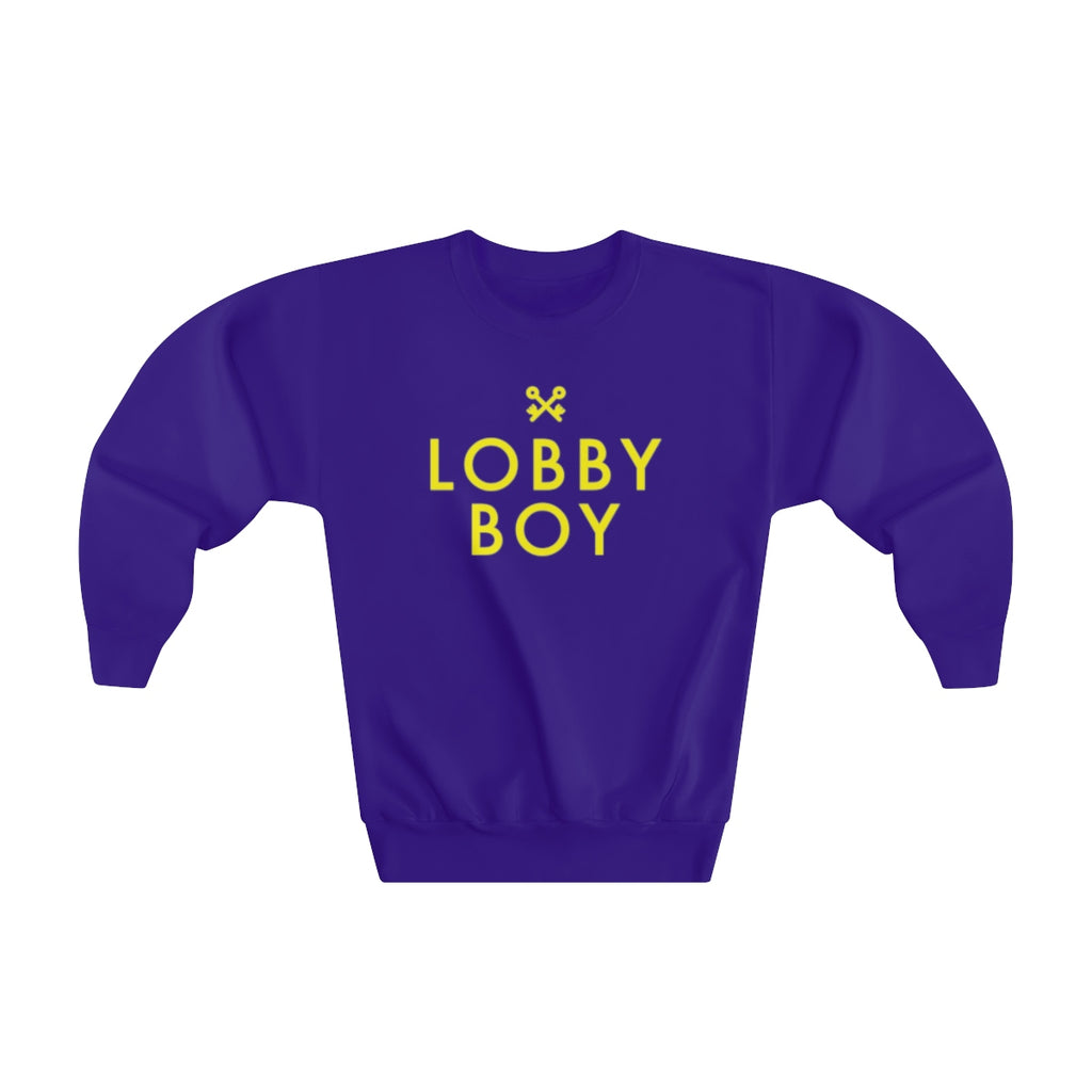 Lobby Boy Youth Sweatshirt