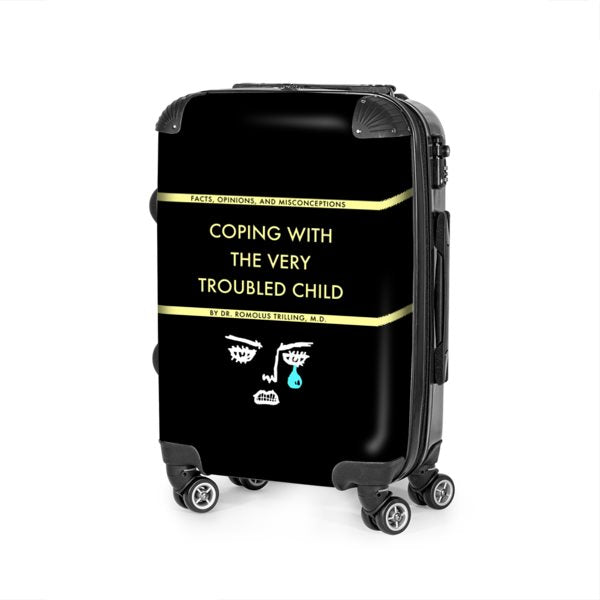 Coping With The Very Troubled Child Suitcase
