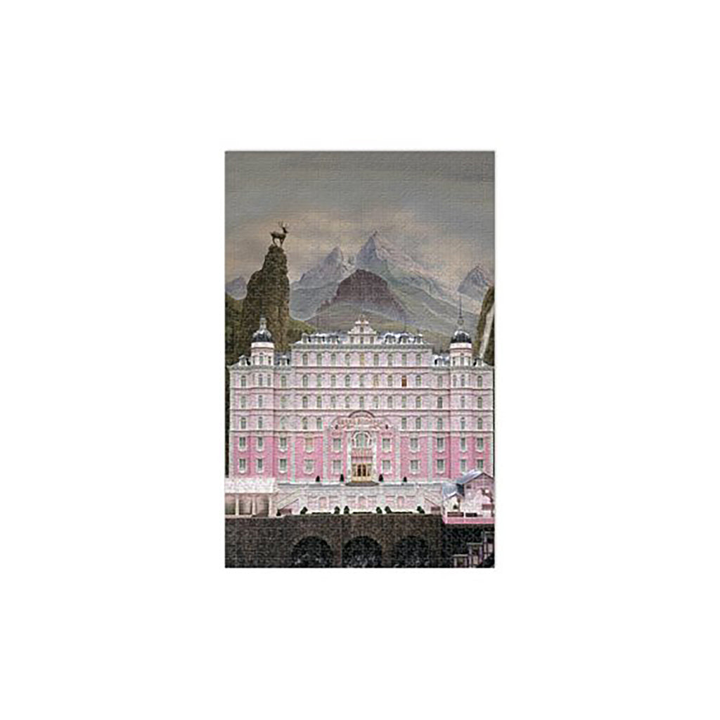 The Grand Budapest Hotel Jigsaw Puzzle