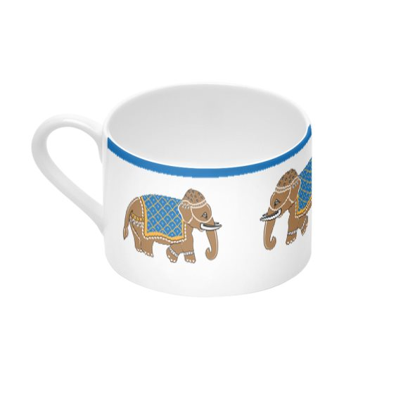 Elephant Tea Cup The Darjeeling Limited