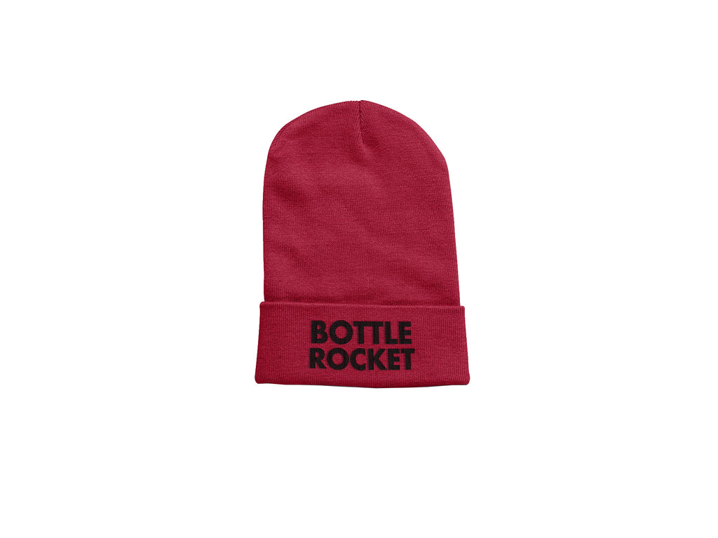 Bottle Rocket Knit Beanie