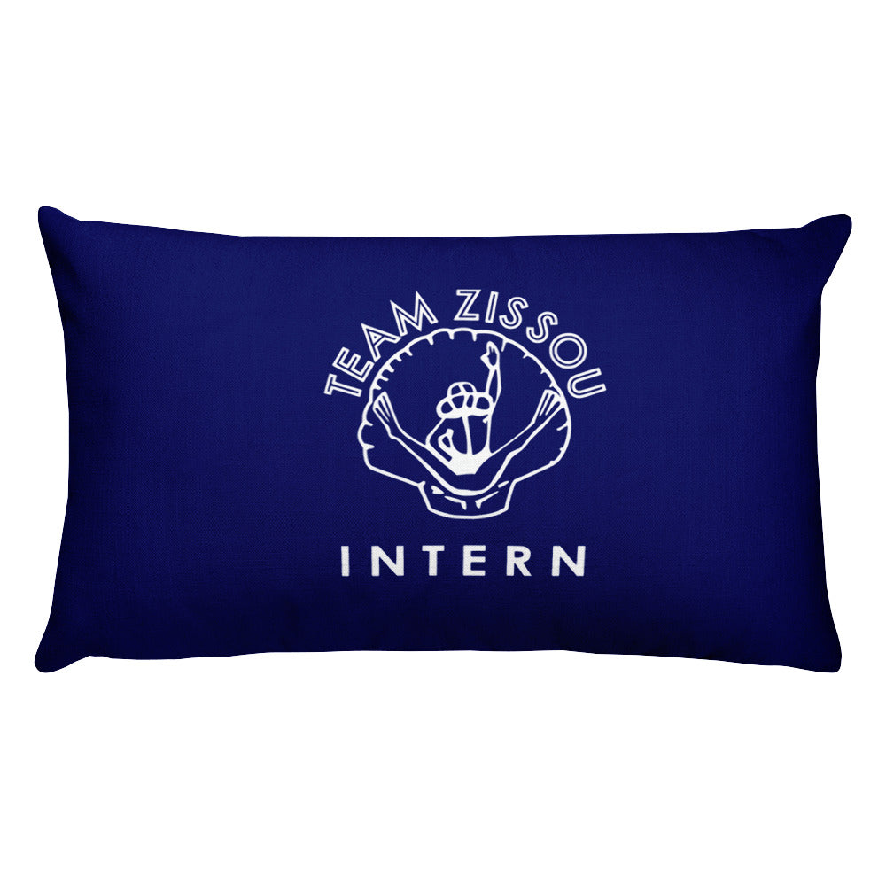 Team Zissou Intern Rectangular Pillow
