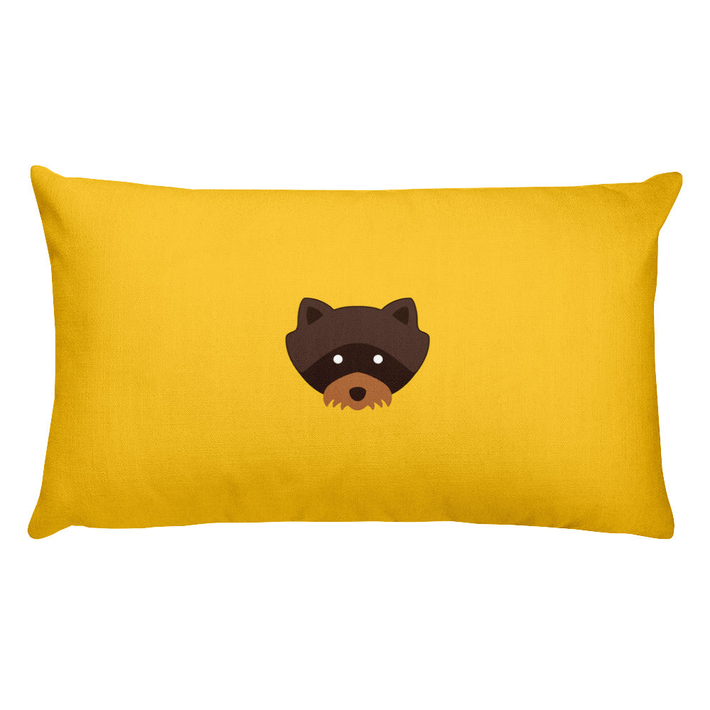 Khaki Scout Pillow